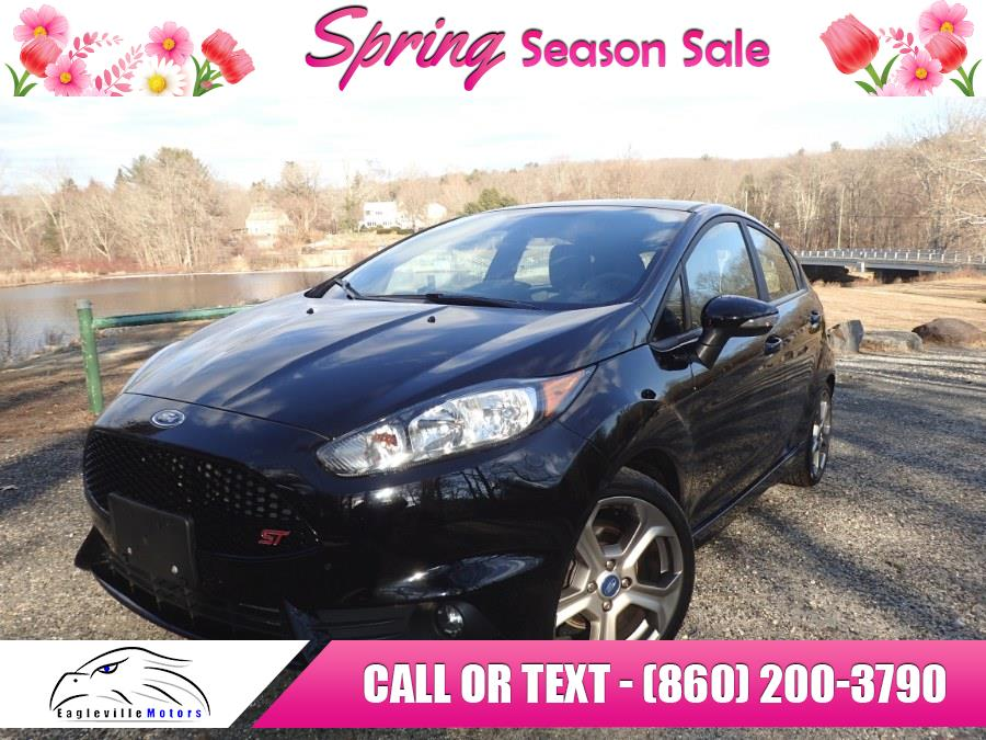 Used Ford Fiesta ST Hatch 2018 | Eagleville Motors. Storrs, Connecticut