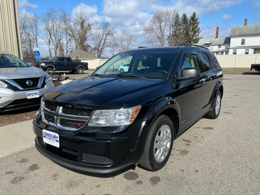 Used 2016 Dodge Journey in East Windsor, Connecticut   Century Auto And Truck. East Windsor, Connecticut