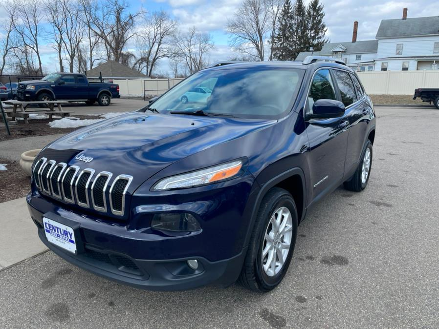 Used 2015 Jeep Cherokee in East Windsor, Connecticut | Century Auto And Truck. East Windsor, Connecticut