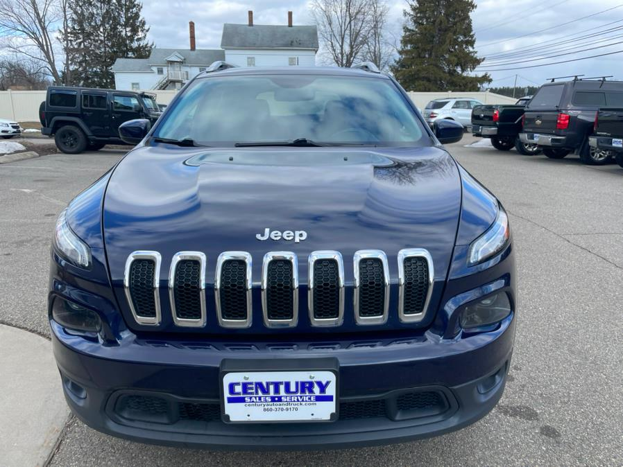Used Jeep Cherokee 4WD 4dr Latitude 2015 | Century Auto And Truck. East Windsor, Connecticut