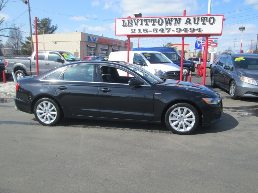 Used 2013 Audi A6 in Levittown, Pennsylvania | Levittown Auto. Levittown, Pennsylvania