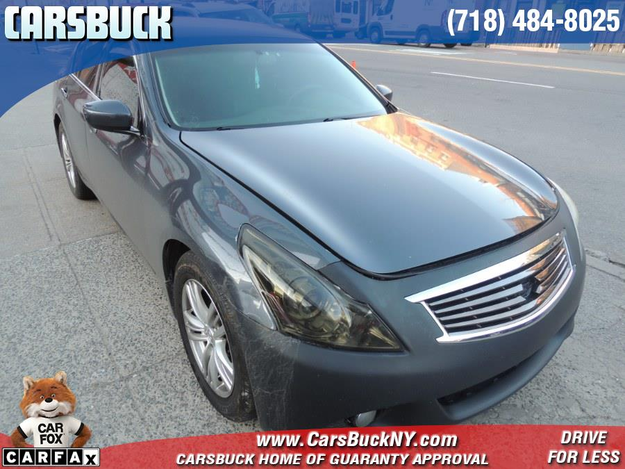 Used Infiniti G37 Sedan 4dr x AWD 2010 | Carsbuck Inc.. Brooklyn, New York