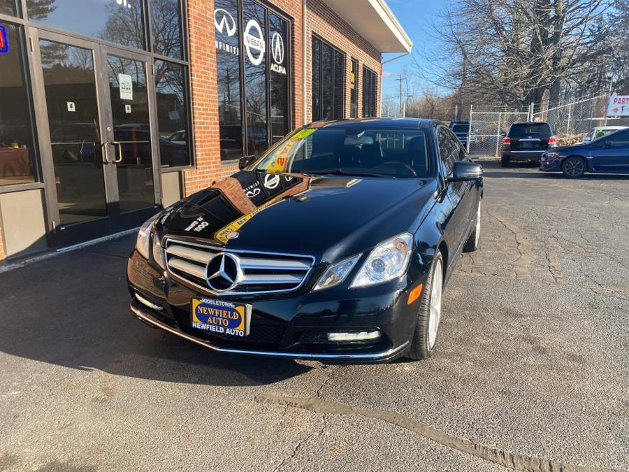 Used Mercedes-Benz E-Class 2dr Cpe E350 RWD 2013 | Newfield Auto Sales. Middletown, Connecticut