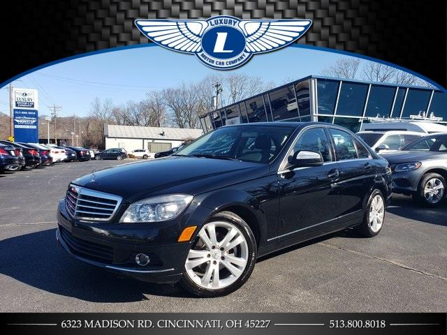 Used 2009 Mercedes-benz C-class in Cincinnati, Ohio | Luxury Motor Car Company. Cincinnati, Ohio