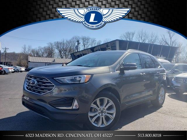 Used Ford Edge Titanium 2019 | Luxury Motor Car Company. Cincinnati, Ohio