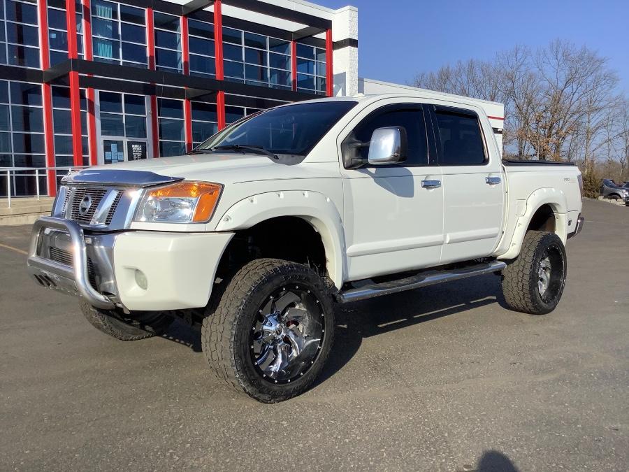 Used 2009 Nissan Titan in Ortonville, Michigan | Marsh Auto Sales LLC. Ortonville, Michigan