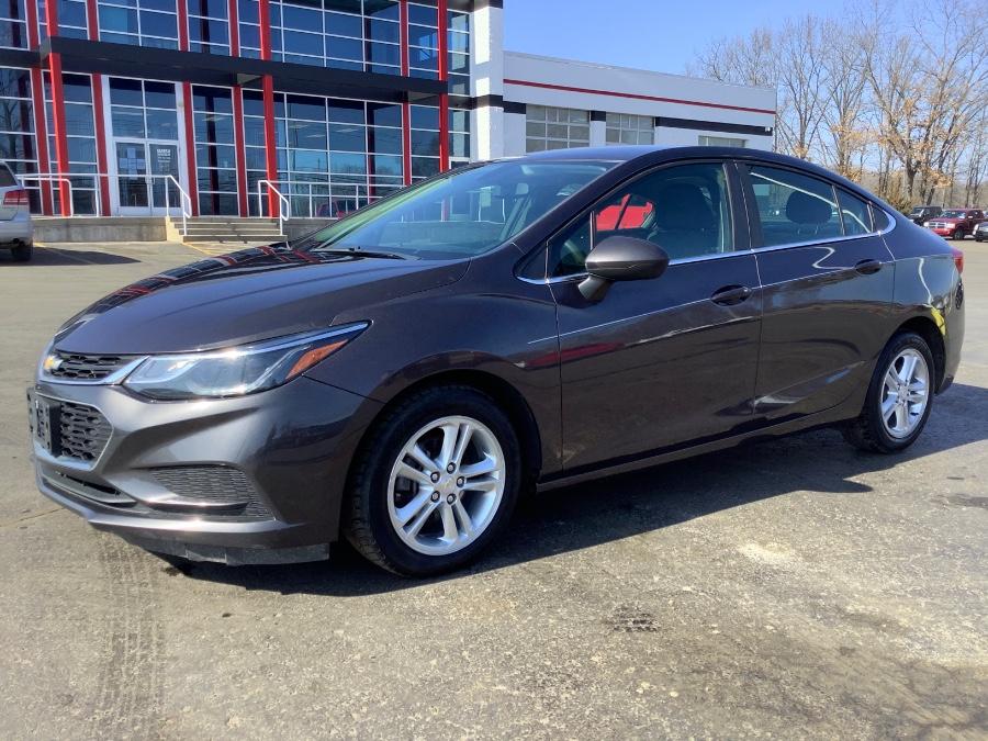 Used 2016 Chevrolet Cruze in Ortonville, Michigan | Marsh Auto Sales LLC. Ortonville, Michigan