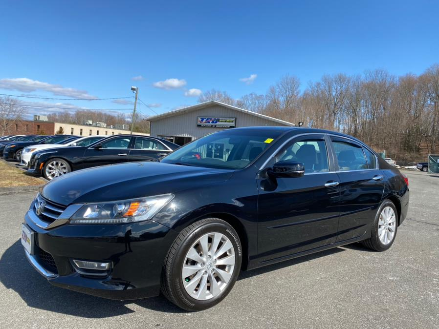 Used 2013 Honda Accord Sdn in Berlin, Connecticut | Tru Auto Mall. Berlin, Connecticut