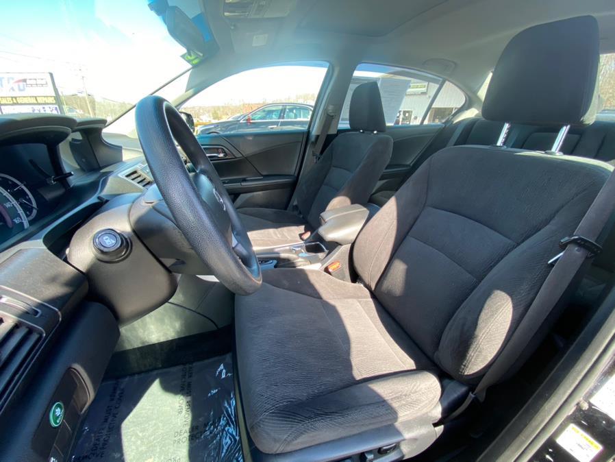 Used Honda Accord Sdn 4dr I4 CVT EX 2013 | Tru Auto Mall. Berlin, Connecticut