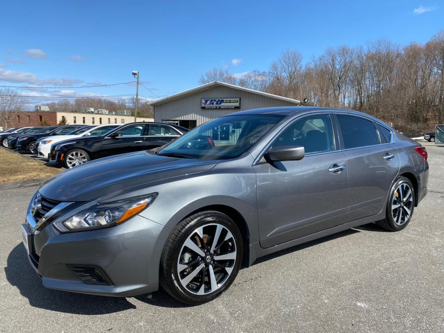 Used 2018 Nissan Altima in Berlin, Connecticut | Tru Auto Mall. Berlin, Connecticut