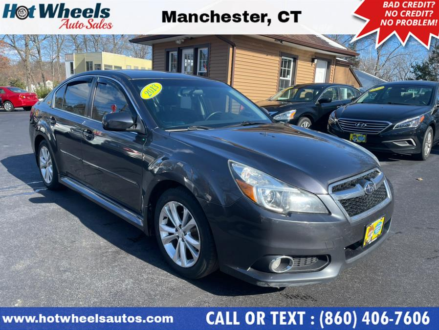 Used 2013 Subaru Legacy in Manchester, Connecticut | Hot Wheels Auto Sales LLC. Manchester, Connecticut