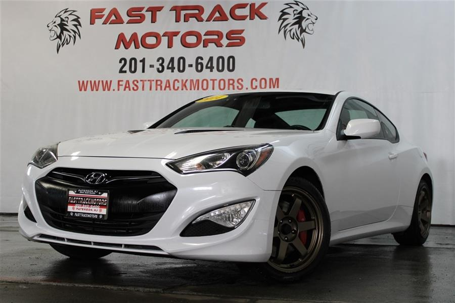 Used 2014 Hyundai Genesis Coupe in Paterson, New Jersey | Fast Track Motors. Paterson, New Jersey