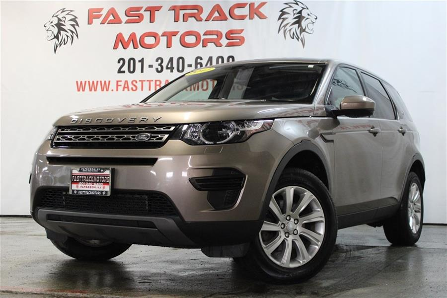 Used Land Rover Discovery Sport SPORT SE 2017 | Fast Track Motors. Paterson, New Jersey