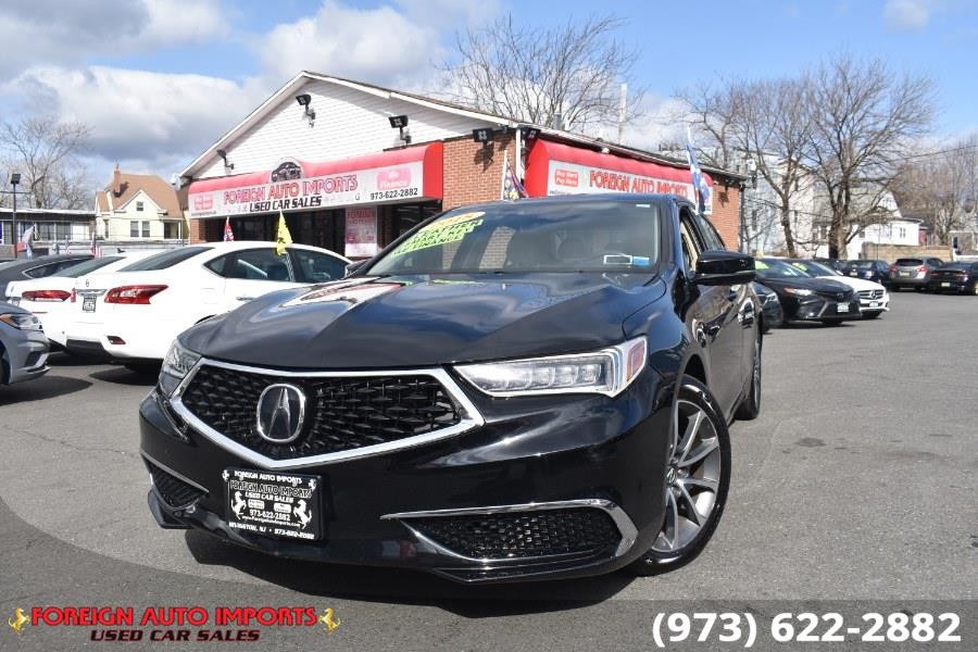 Used 2018 Acura TLX in Irvington, New Jersey | Foreign Auto Imports. Irvington, New Jersey