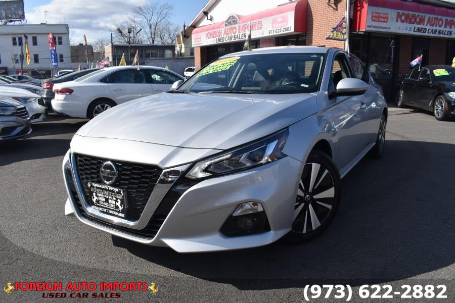 Used 2020 Nissan Altima in Irvington, New Jersey | Foreign Auto Imports. Irvington, New Jersey