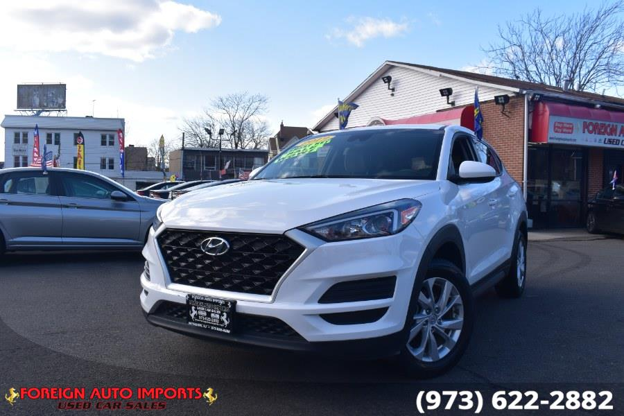 Used 2019 Hyundai Tucson in Irvington, New Jersey | Foreign Auto Imports. Irvington, New Jersey