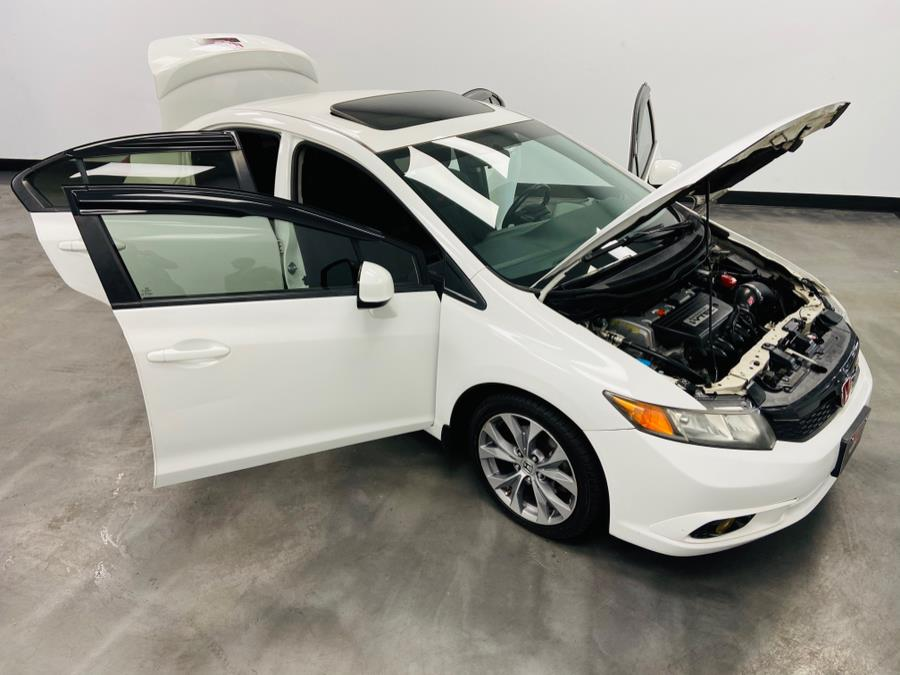 Used Honda Civic Sdn 4dr Man Si 2012 | East Coast Auto Group. Linden, New Jersey