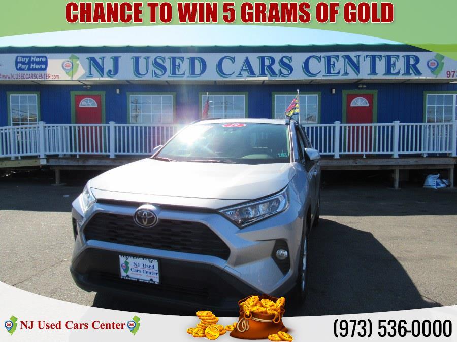 Used Toyota RAV4 XLE AWD (Natl) 2019 | NJ Used Cars Center. Irvington, New Jersey