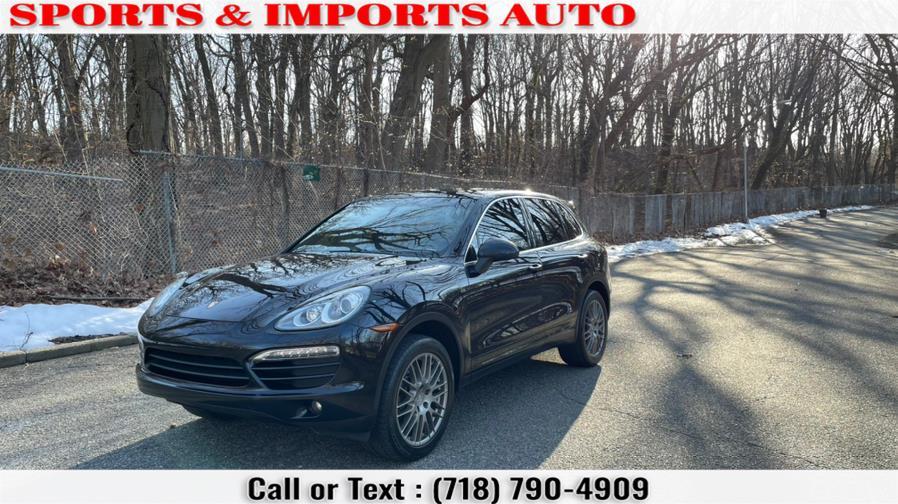 Used 2014 Porsche Cayenne in Brooklyn, New York | Sports & Imports Auto Inc. Brooklyn, New York
