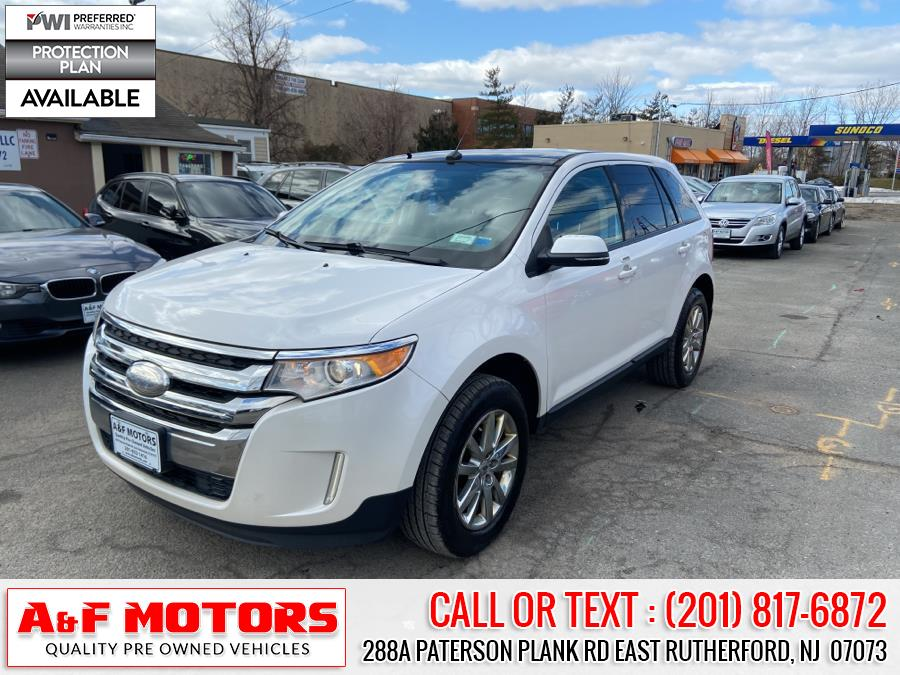 Used 2013 Ford Edge in East Rutherford, New Jersey | A&F Motors LLC. East Rutherford, New Jersey