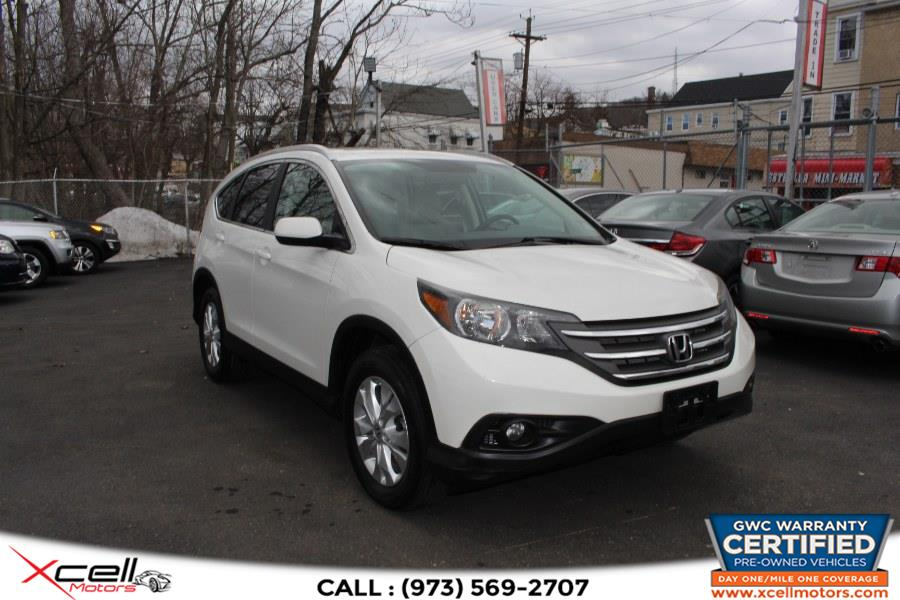 Used 2012 Honda CRV EX-L in Paterson, New Jersey | Xcell Motors LLC. Paterson, New Jersey