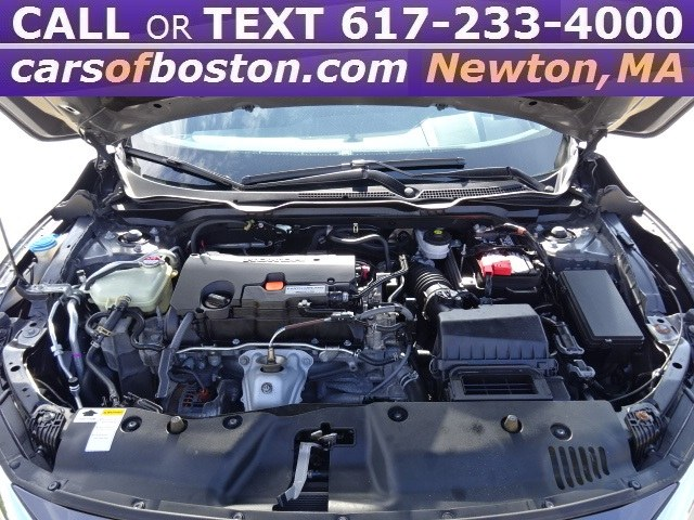 Used Honda Civic Sedan 4dr CVT LX 2016 | Jacob Auto Sales. Newton, Massachusetts