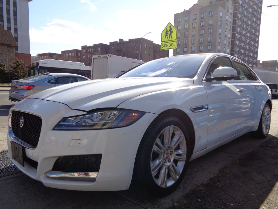 Used Jaguar XF 35t Premium AWD 2017 | Top Speed Motors LLC. Jamaica, New York