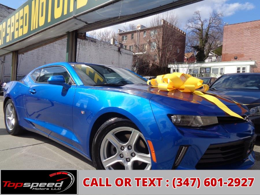 Used 2018 Chevrolet Camaro in Jamaica, New York | Top Speed Motors LLC. Jamaica, New York