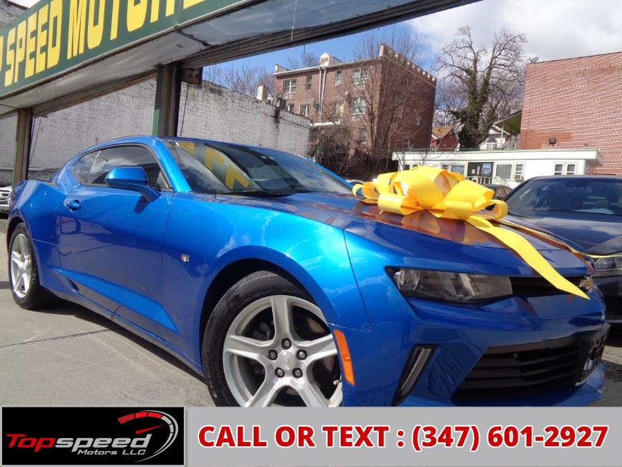 Used 2017 Chevrolet Camaro in Jamaica, New York | Top Speed Motors LLC. Jamaica, New York