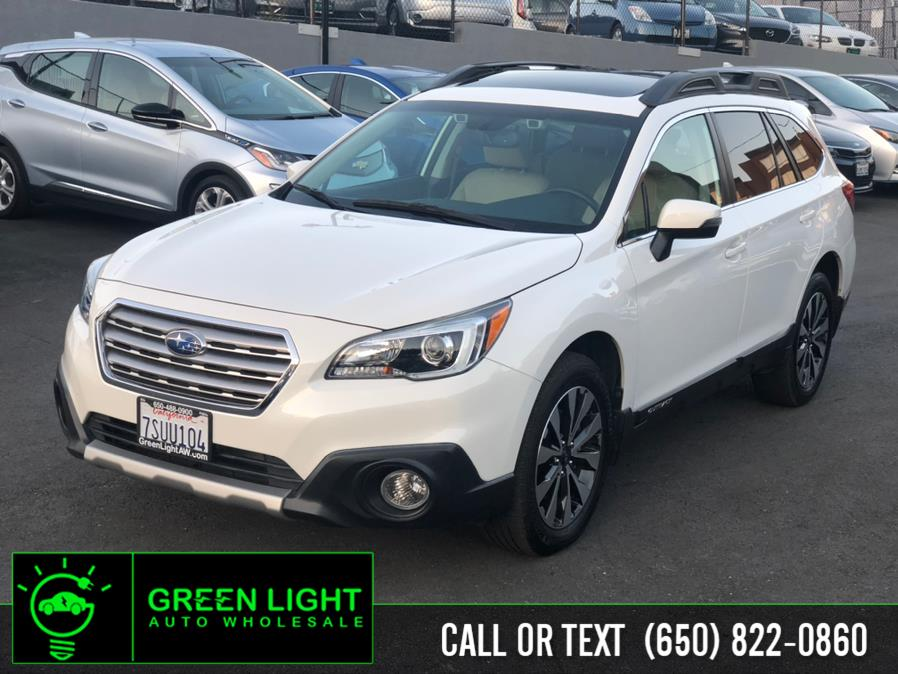 Used 2016 Subaru Outback in Daly City, California | Green Light Auto Wholesale. Daly City, California