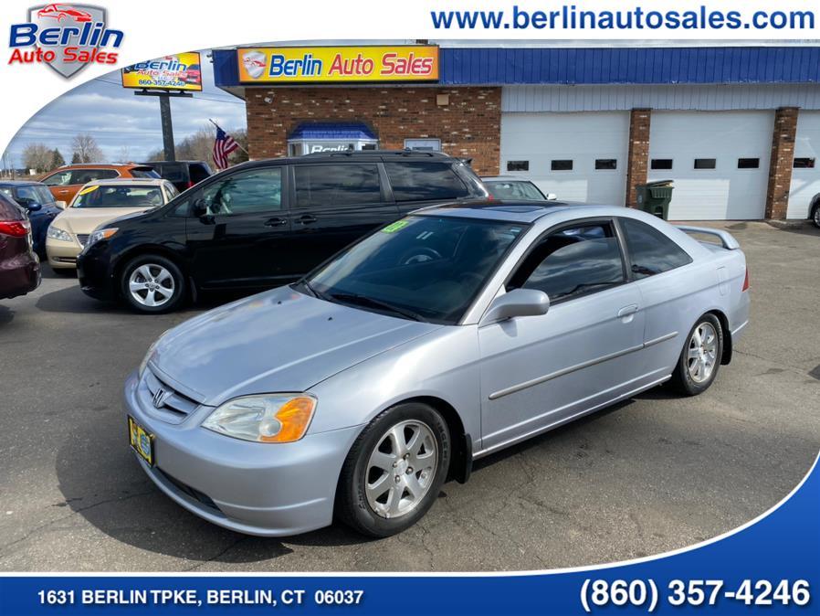 Used 2003 Honda Civic in Berlin, Connecticut | Berlin Auto Sales LLC. Berlin, Connecticut