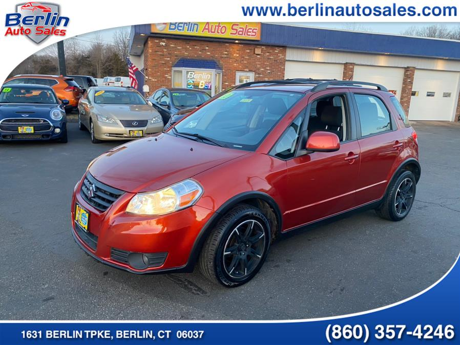 Used 2013 Suzuki SX4 in Berlin, Connecticut | Berlin Auto Sales LLC. Berlin, Connecticut