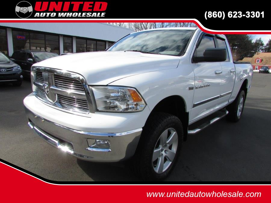 Used 2011 Ram 1500 in East Windsor, Connecticut   United Auto Sales of E Windsor, Inc. East Windsor, Connecticut