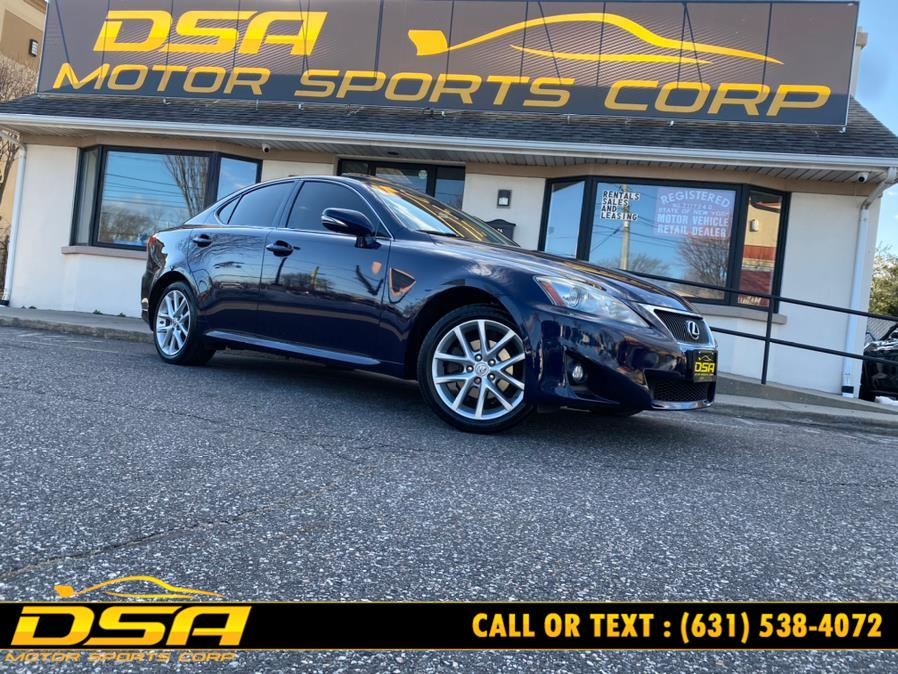 Used 2011 Lexus IS 250 in Commack, New York | DSA Motor Sports Corp. Commack, New York