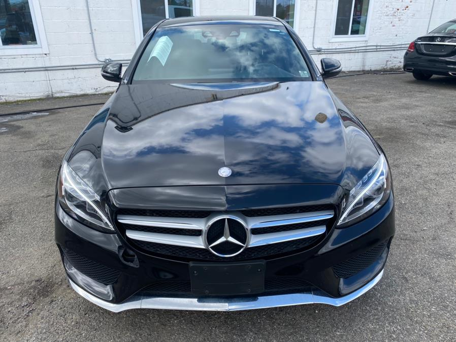 Used Mercedes-Benz C-Class ///AMG Package C 300 4MATIC Sedan with Sport Pkg 2017 | Diamond Cars R Us Inc. Franklin Square, New York