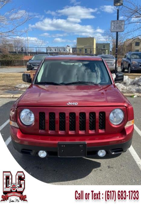 Used Jeep Patriot 4WD 4dr Sport 2016 | D&G Auto. Allston,, Massachusetts