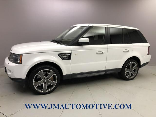 Used 2012 Land Rover Range Rover Sport in Naugatuck, Connecticut | J&M Automotive Sls&Svc LLC. Naugatuck, Connecticut