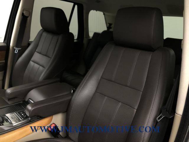 Used Land Rover Range Rover Sport 4WD 4dr SC 2012 | J&M Automotive Sls&Svc LLC. Naugatuck, Connecticut