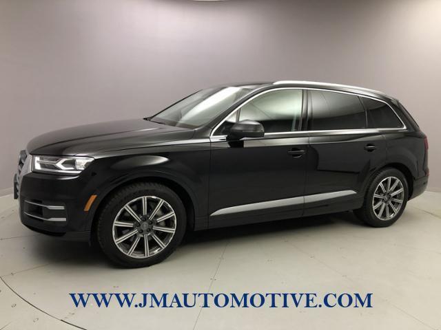 Used 2017 Audi Q7 in Naugatuck, Connecticut | J&M Automotive Sls&Svc LLC. Naugatuck, Connecticut