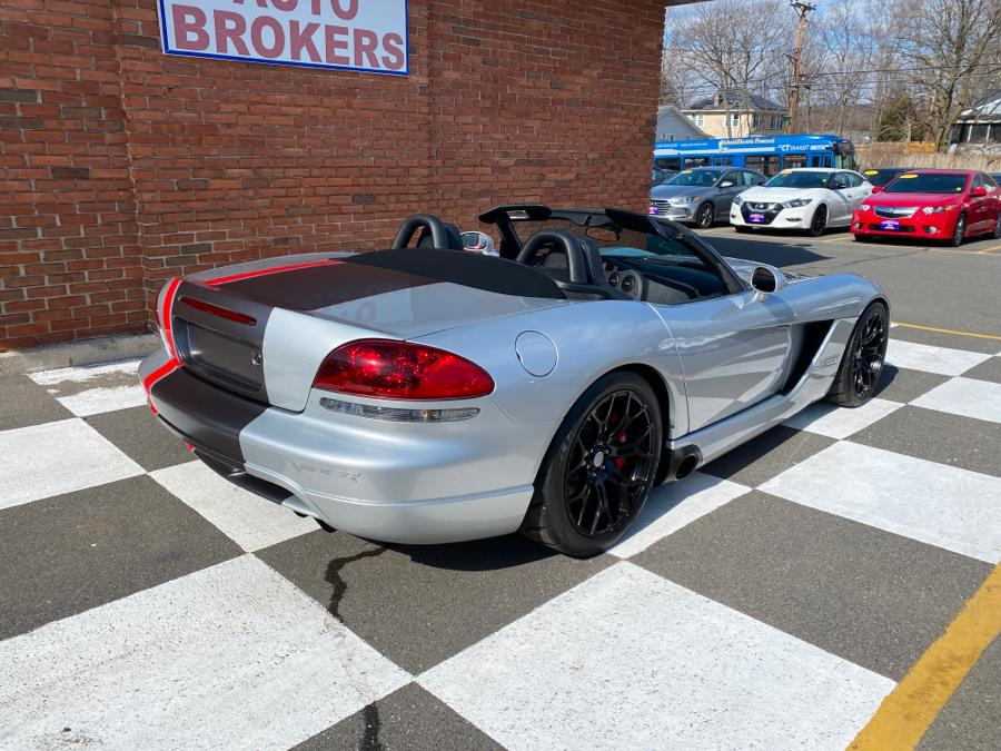 Used Dodge Viper 2dr SRT-10 Convertible 2003   National Auto Brokers, Inc.. Waterbury, Connecticut