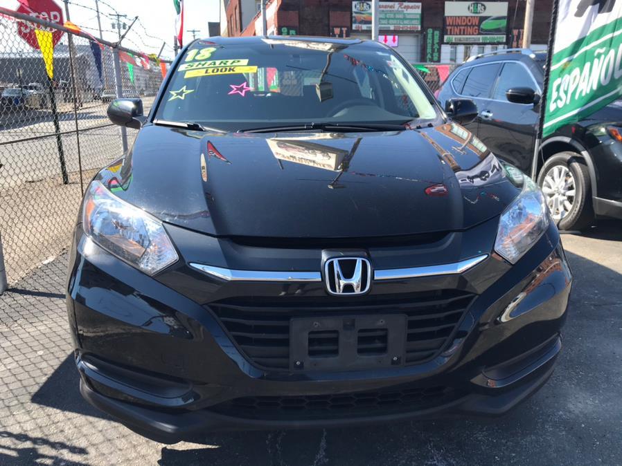 Used Honda HR-V LX AWD CVT 2018   Affordable Motors Inc. Bridgeport, Connecticut