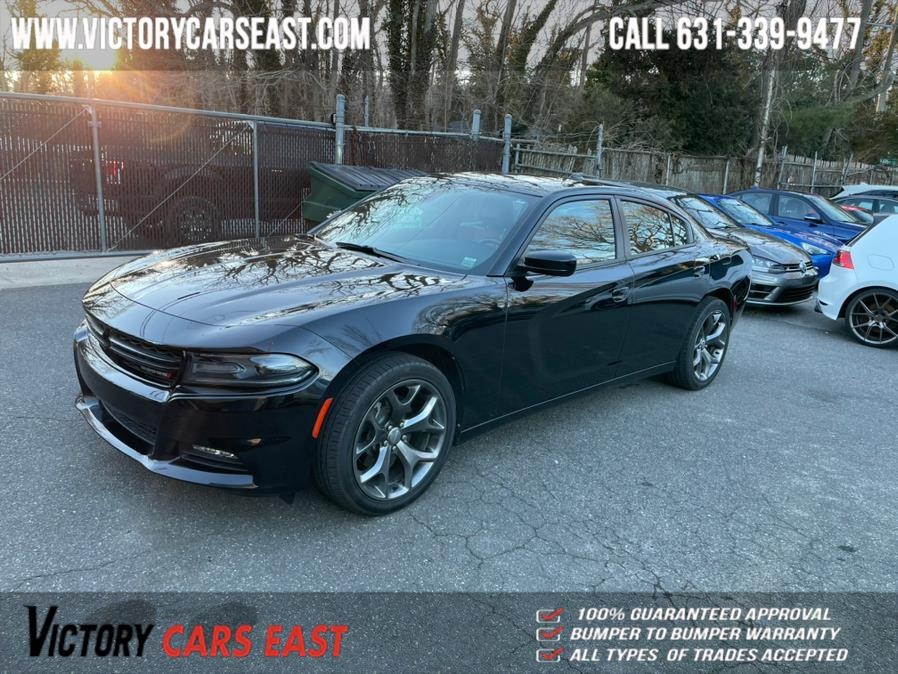 Used Dodge Charger 4dr Sdn SXT AWD 2015 | Victory Cars East LLC. Huntington, New York