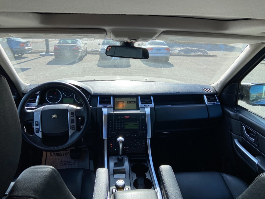 2009 Land Rover Range Rover Sport 4WD 4dr HSE, available for sale in New Milford, CT