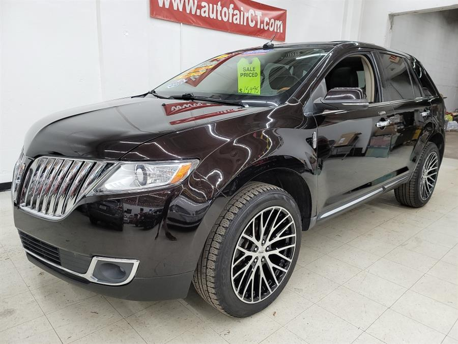 2013 Lincoln MKX AWD 4dr, available for sale in West Haven, CT