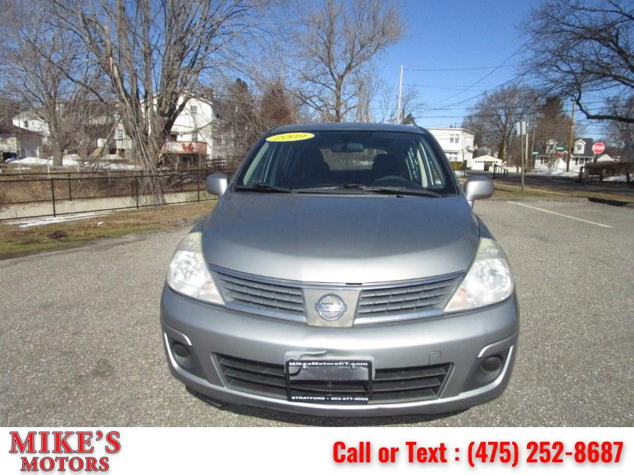 Used Nissan Versa 5dr HB I4 Auto 1.8 S 2009 | Mike's Motors LLC. Stratford, Connecticut