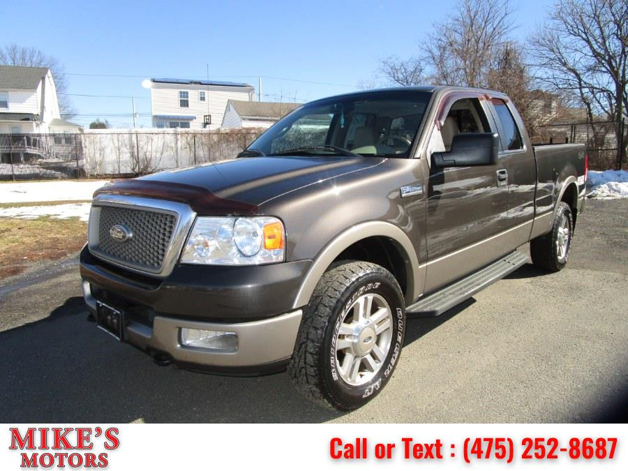 Used 2005 Ford F-150 in Stratford, Connecticut | Mike's Motors LLC. Stratford, Connecticut