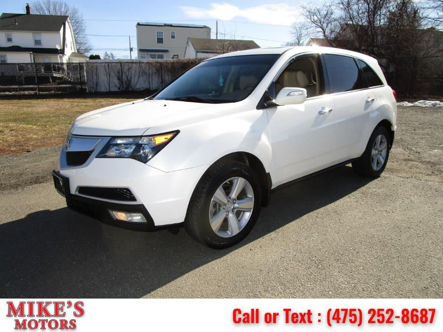 Used 2012 Acura MDX in Stratford, Connecticut | Mike's Motors LLC. Stratford, Connecticut