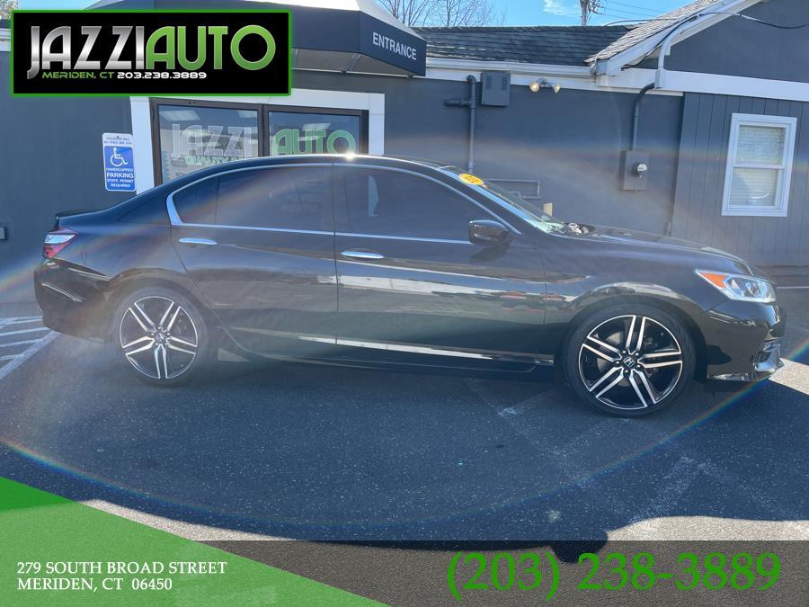 Used 2017 Honda Accord Sedan in Meriden, Connecticut | Jazzi Auto Sales LLC. Meriden, Connecticut