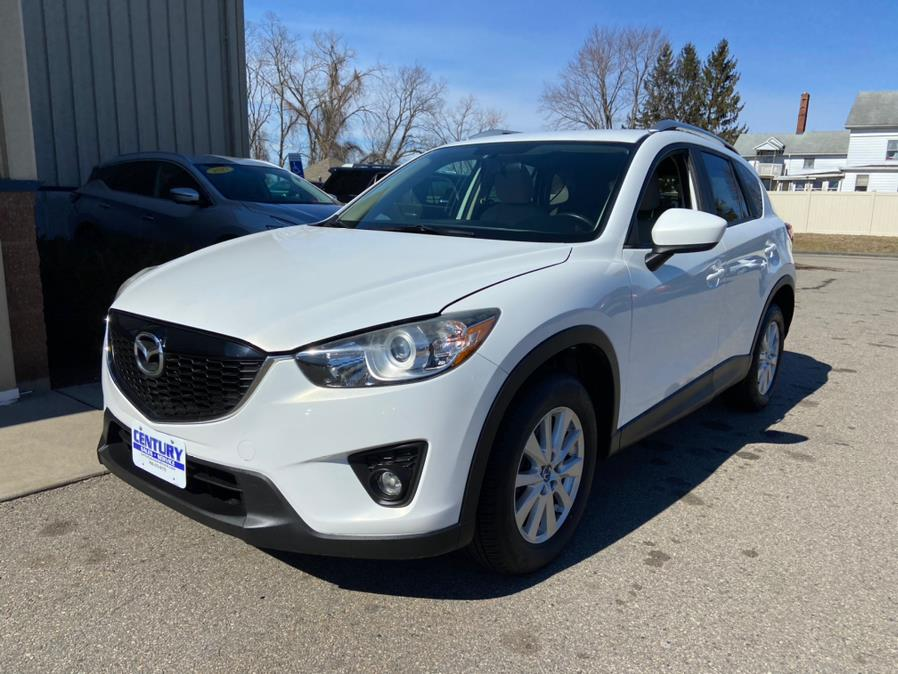 Used Mazda CX-5 FWD 4dr Auto Touring 2013 | Century Auto And Truck. East Windsor, Connecticut