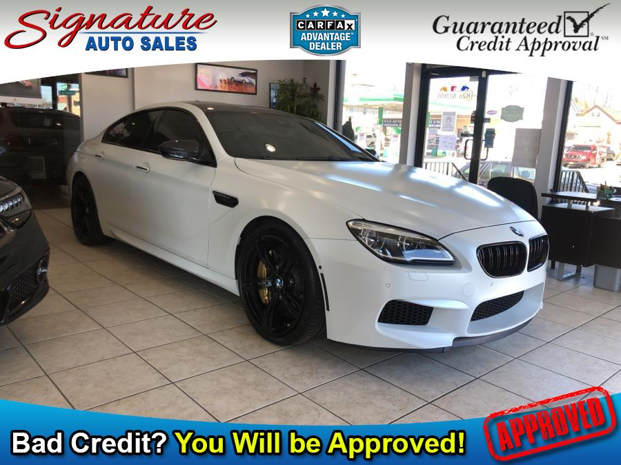 Used 2017 BMW M6 in Franklin Square, New York | Signature Auto Sales. Franklin Square, New York